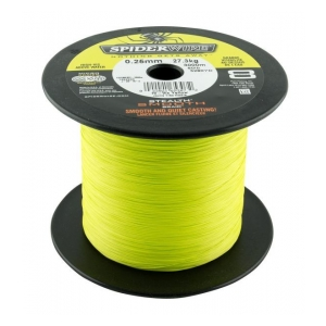 Spiderwire Šňůra STLTH Smooth8 1m 50lb/0,30mm YELLOW 64 m