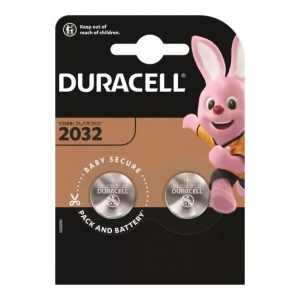 Duracell Baterie DL/CR 2032 2ks