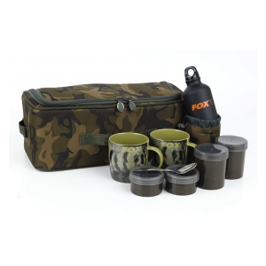 Fox International Jídelní Taška Camolite Brew Kit Bag